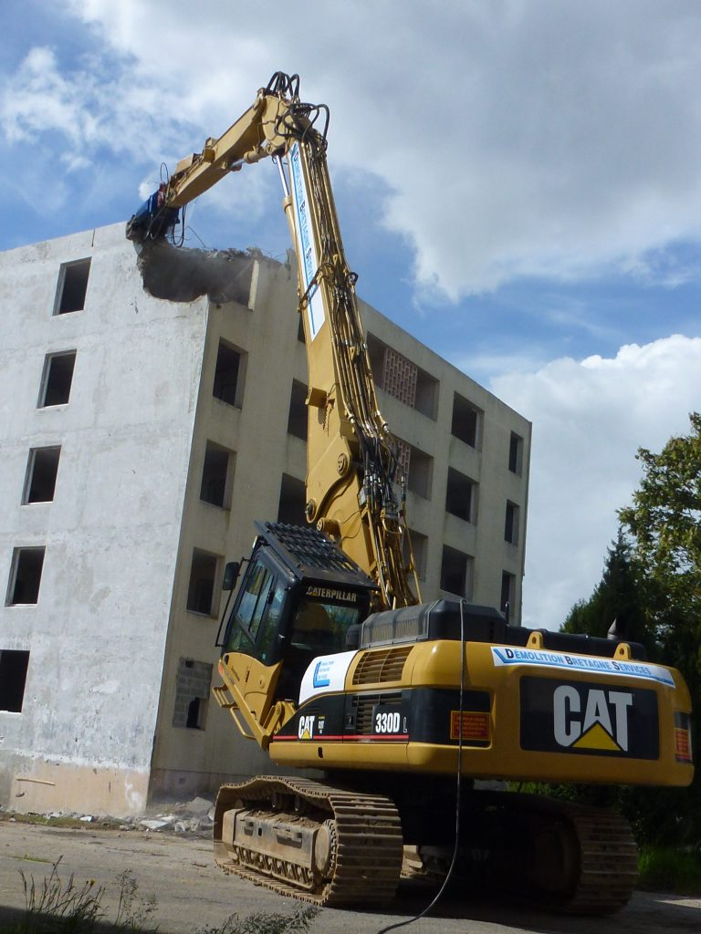Démolition immeubles LE GUMENEN AURAY (2)