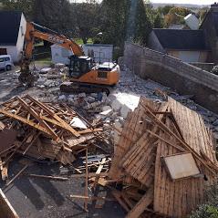 Tri des déchets après démolition